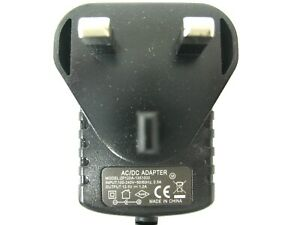 1000ma 13.5v AC-DC Mains Regulated Power Adaptor/Supply/Charger (1a, 13.5w)