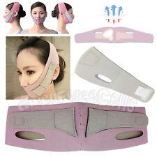 Facial Slimming Mask Chin Support Face Thin Lifting Skin Bandage Band Belt Strap