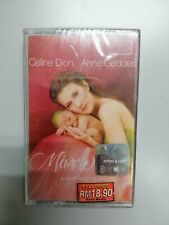 Celine Dion - Miracle - Malaysia Original Press Cassette (Brand New)