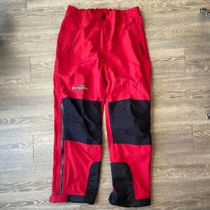 BASS PRO SHOPS Pro Qualifier Gore-Tex Rain Snow Pants Mens Large