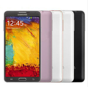 "Samsung Galaxy Note 3 III N9005 3G&4G GSM Android SM-N9005 Quad-core 5.7"" 13MP"