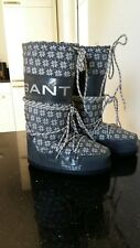 Moon Boots Winter Stiefel  35 / 36    Gant    NEU grau