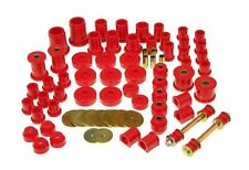 PROTHANE 84-88 Toyota 4Runner 4WD TOTAL Complete Suspension Bushing Kit (RED)