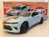 Chevrolet Camaro SS 2017 Gulf Oil Greenlight 18233 New 1:24
