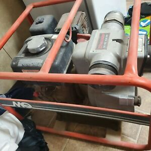 Multiquip Water Pump 3inch honda motor