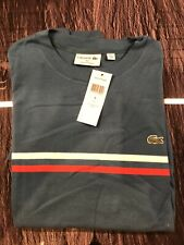 New With Tag Lacoste  M Size T Shirt