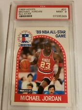 Michael Jordan PSA 9 CSG 9 Graded Card Lot x 4 - Chicago Bulls