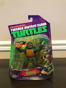 Nickelodeon Teenage Mutant Ninja Turtles RAPHAEL Action Figure 2012 New