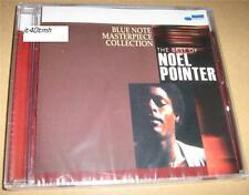 THE BEST OF NOEL POINTER BLUE NOTE PHILIPPINES CD sealed out of print
