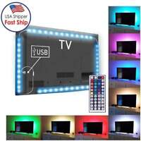 3W Epoxy IP65 Waterproof 30 LEDs SMD 5050 USB TV Rope Light With 44-keys Remote