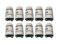 starter philips S10 écoclick 4-65W lampes tube fluorescent de 1 a 10 Pièces