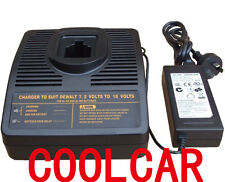 Battery Charger for Black Decker 9.6 12V 14.4V 18V Ni-Cd Ni-MH A9276 A9277 A9282