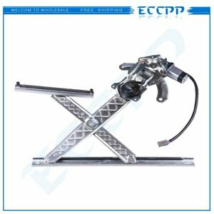For 97 Ford F150 F250 Truck Front Driver Side Power Window Regulator With Motor