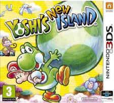 Jeu 3DS YOSHI'S NEW ISLAND