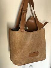 CARDON Bucket Medium Bag NoIsette NEW Poney / Leather With Wallet