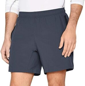Under Armour Launch SW 5 Inch Mens Running Shorts - Grey