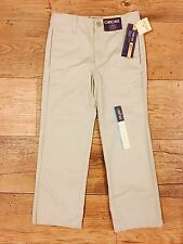 BNWT Boys cotton beige trousers size UK 5/US 6 from Cherokee. UK Seller