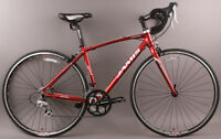 New Jamis Ventura Sport Road Bike Shimano 8 Speed 51cm Monterey Red MSRP $725