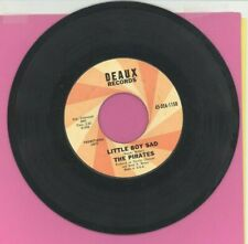 Big Boy Pete/Little Boy Sad/The Pirates (45rpm, Deaux, 45-DEA-1150)