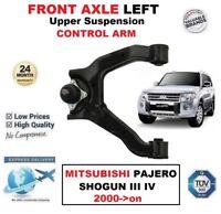 Eje delantero izqdo. Brazo De Control Superior Para Mitsubishi Montero Shogun
