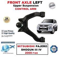 Vorderachse Links Oberer Kontrollarm für Mitsubishi Pajero Shogun III IV 2000-