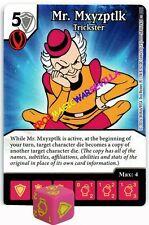 058 MR. MXYXPTLK: Trickster -Common- WORLD'S FINEST Marvel Dice Masters