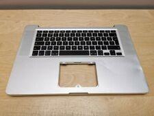 Genuine Apple MacBook Pro A1286 15 2009-2012 Palmrest & UK Keyboard 069-8153-10