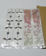 Tanzaku pour furin + ficelle / 10 feuilles de Vent-Voile en papier pour carillon