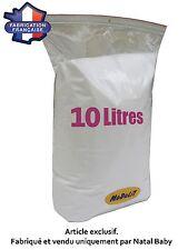 Recharge de microbilles 10 litres: billes très fines, silencieuses et résistant
