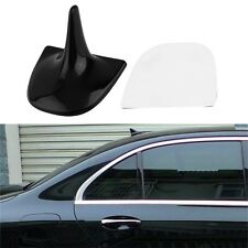 New GPS Style Shark Fin Adhesive Decorative Dummy Antenna For Benz Black LS