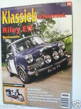 KET-076,RILEY ELF MKII,BMW R75/5,TOYOTA LAND CRUISER,LAND ROVER,FIAT 124 S,2CV