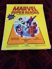 Marvel Super Heroes Role Playing Game Box Set - TSR