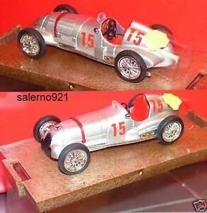 MERCEDES BENZ W-125 COPPA VANDERBILT RACE WINNER 1938 RARE MARKING ONE OF KIND!