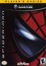 Spiderman Nintendo Gamecube Complete
