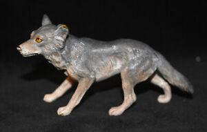 Vienna Bronze Franz Bergmann Wolf Dog Figurine