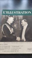 Rivista per Lettera Settimanale ILLUSTRAZIONE N° 4998 Accordo 1938