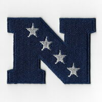 NFC Championship Playoffs Iron on Patches Embroidered Patch Badge Emblem Sew FN