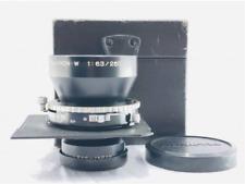 【EXC+5】fujinon W 250mm f6.3 Copal w/case from Japan #JT1900622