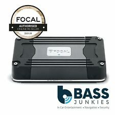 Focal FD4350 - PERFORMANCE FD Ultra Compact 4 x 58w 4 Channel Car Amp Amplifier