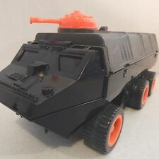 GI JOE ~ 1989 NIGHT FORCE SCRAMBLER  ~ APC ~TROOP CARRIER ATV
