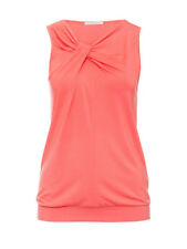 NEw METALICUS Coral Olsen Knot Tank S-M