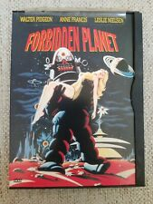 Forbidden Planet Dvd Classic Sci Fi Movie Leslie Nielsen Robby the Robot
