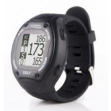 POSMA GT1Plus Golf Trainer GPS Golf Watch Range Finder Golf Band - Black