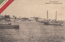* GUERRA ITALO TURCA - Tripolitania - Bengasi 1911 (PM Posta Militare Divisione)