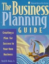 The Business Planning Guide: Creating a Plan for Success in Your Own-ExLibrary
