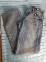 Lucky Brand Dungarees by Gene Montesano Women's Button Fly Jeans, Size 6/28 USA