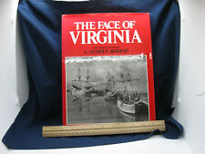 1963 HB - THE FACE OF VIRGINIA - A A BODINE pictorial study state of Virginia DJ