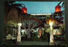 ANTIGUA POSTAL LAS PALMAS DE GRAN CANARIA HOTEL SANTA CATALINA   NOCHE   CC3653