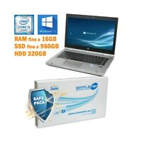 "COMPUTER NOTEBOOK HP ELITEBOOK 8460P I5 2410M 14"" WINDOWS 10 PRO GRADO B-"