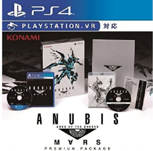 PS4  Anubis Zone Of The Enders Mrs Premium Package PlayStation 4